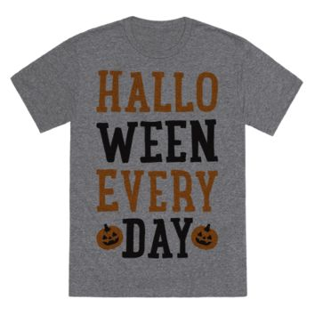 HALLOWEEN EVERY DAY T-SHIRT