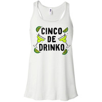 Cinco De Mayo - Cinco De Drinko Tank Top Racerback
