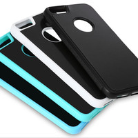Nanometer Adsorbent Case for iPhone 7 7Plus & iPhone se 5s 6 6 Plus Best Protection Cover +Gift Box