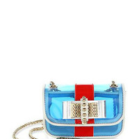 Sweet Charity Small PVC & Leather Bag