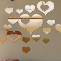 Mirror Decoration Baby Wall Sticker [6283186566]