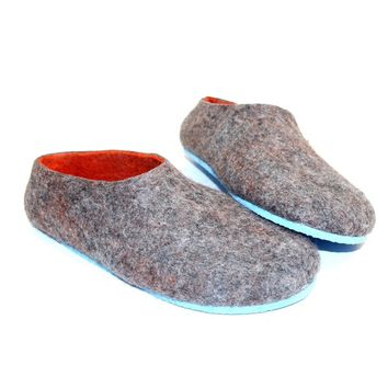 Wool Shoes Titanium Tangerine Men's sizes All Sizes