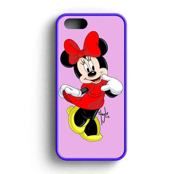 Minnie Mouse iPhone 5 Case iPhone 5s Case iPhone 5c Case
