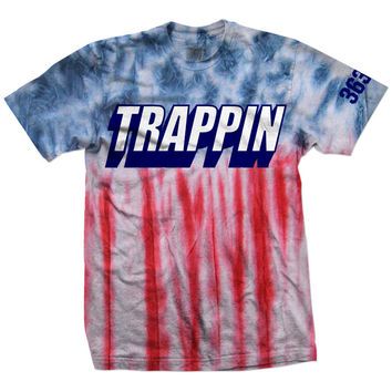 DME Collective Clothing Trappin Multi Color Tee