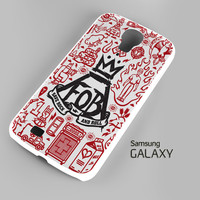 Fall Out Boy Logo2 Samsung Galaxy S3 S4 S5 Note 3 Cases