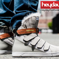 Official Fraggle Rock Sprocket Sneaker by Heyday Footwear
