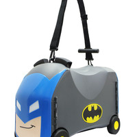 Batman Vrum Ride-On Toy Box