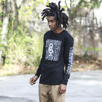 Ironsquare L/S T Shirt Chrome