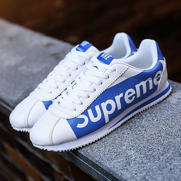 Supreme Fashion leisure breathable sneakers