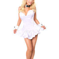 Daisy Corsets - Top Drawer Innocent Bunny Costume