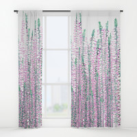 Heather Calluna Window Curtains by Color and Color