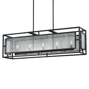 Feiss Prairielands 5 - Light Chandelier F3037/5DWZ