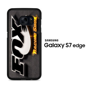 Fox Racing Shox Samsung Galaxy S7 Edge Case