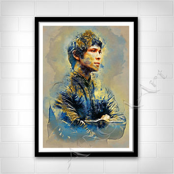Bellamy, The 100, Bellamy Blake, Instant Download, The 100 poster, Bellamy poster, Bellamy Blake print, The 100 printable, teen room poster