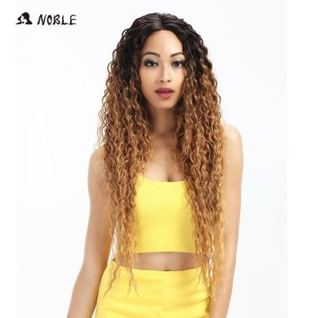 Hair Lace Front Ombre Blonde Wig 30 Inch