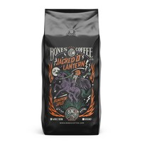 """Jacked 'O' Lantern"" Pumpkin Spice by Bones Coffee Company - 16oz"