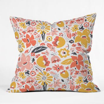 Heather Dutton Betty Throw Pillow