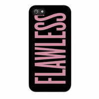 Beyonce Flawless Pink Album iPhone 5s Case