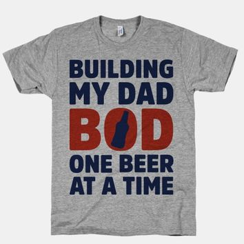 Building My Dad Bod One Beer at a Time