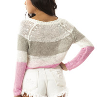 Stripe Me Sweater