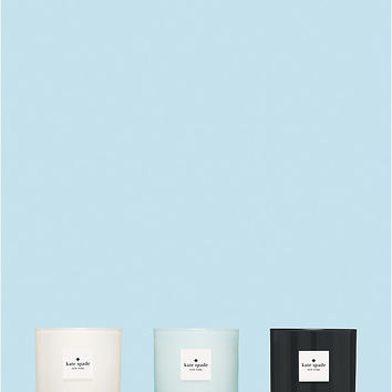walk on air candle trio | Kate Spade New York
