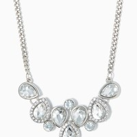 Twinkling Teardrop Necklace | Fashion Jewelry - RSVP | charming charlie