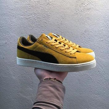 CREYXF7 Puma Suede Classic Archive Sports Casual Shoes