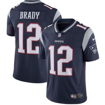 Mens New England Patriots Rob Gronkowski Nike Red Alternate Game Jersey