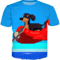 Dog Of Wisdom T-shirt!