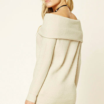 Contemporary Longline Sweater