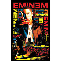 Eminem - Blacklight Poster