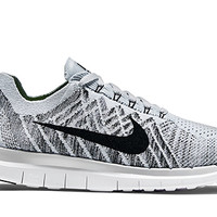 Nike Free 4.0 Flyknit Pure Platinum