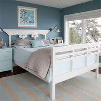 Julianna Bed in Choice of Finish