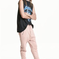 Sweatpants - Powder - Ladies | H&M GB