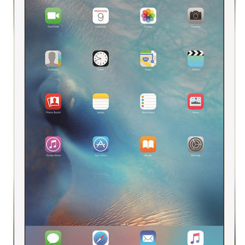 "Refurbished iPad Pro Silver WiFi+ Cellular 256GB 12.9"" (MLMX2LL/A)"