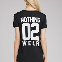 Nothing 02 Wear Tee