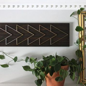 Mid Century Modern, wall art, living room wall art, bedroom wall art, dining room wall art, wood wall art, entryway wall art, geometric art