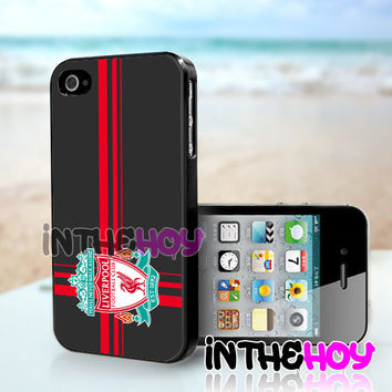 Liverpool FC Logo Design for iPhone 4/4s, iPhone 5, 5s, 5c, Samsung Galaxy i9100 s2, i9300 s3 and i9500 s4 Case