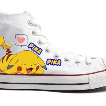 Pokemon Pikachu Shoes