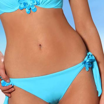 Summer Kiss Bottom - Final Sale - Blue Bottom