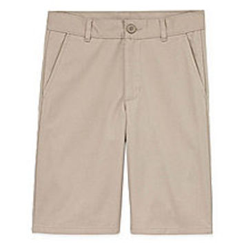 Izod Boys 4-20 Flat Front Chino Shorts - JCPenney