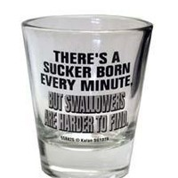 Brand New Novelty Party Funny Humor Shot glass - Great Gift Item!