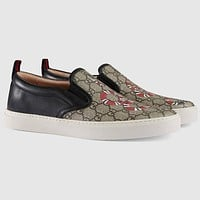 Gucci Men Fashion Casual Sneakers Sport Shoes