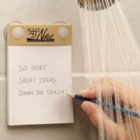 Aqua Notes - Waterproof Notepad: Home & Kitchen