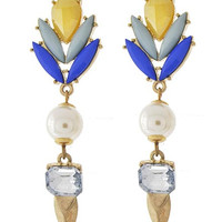 Zuri Jewel Earrings