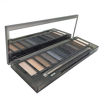 12 colors Naked Smoky Eye Shadow Palette