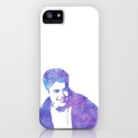 Justin iPhone & iPod Case by Kai Gee