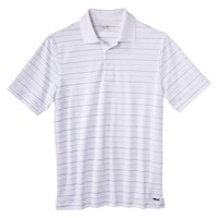 Men's Golf Polo Stripe