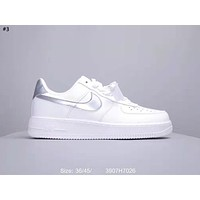 NIKE AIR FORCE 1 Tide brand men's and women's low-cut sports shoes #3