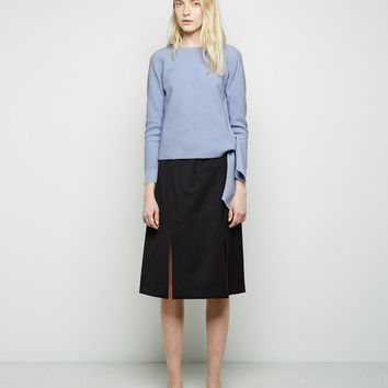 A-Line Slit Skirt by J.W. Anderson